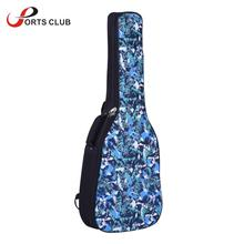 41&42 Inch Acoustic Folk Classical Guitar Gig Bag Case Backpack Water-resistant Thicken Padded Dual Adjustable Shoulder Strap