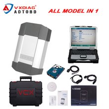Original ALLSCANNER VXDIAG all model in 1 for GM TECH2 JLR LAND ROVER For bmw icom a2 a3 for toyota it3 it2 HDS VCM star C4