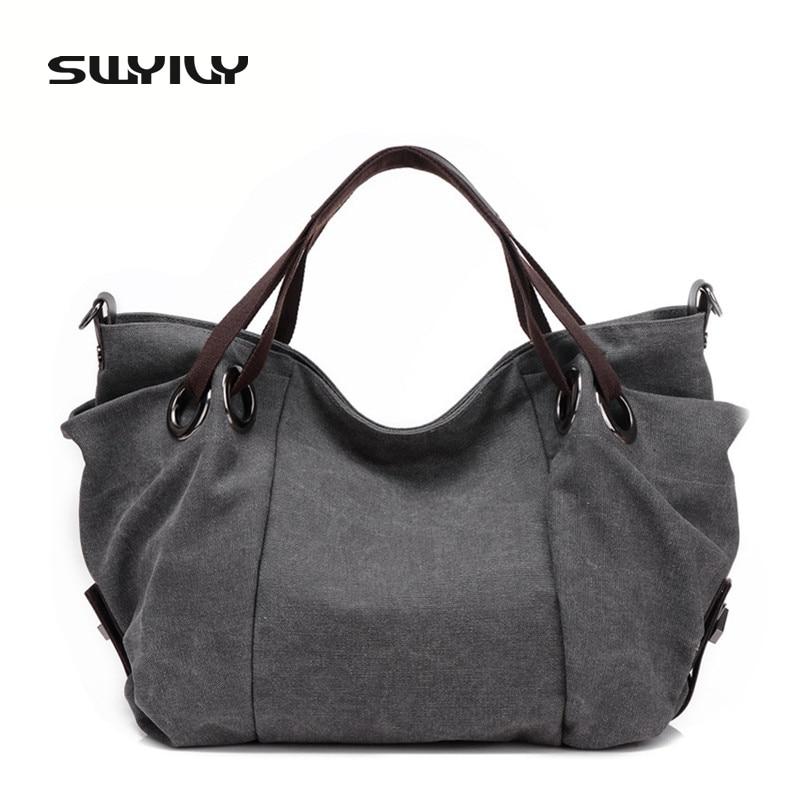 2017 New Autumn Canvas Solid Color Big Capacity Gym Bag For Men And Women Fitness Sports Shoulder Bag Traveling Storage Bag