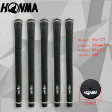 Golf-Grip Honma Rubber New 9pcs/Lot Black-Color Beres High-Quality