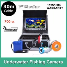7 Inch Underwater Video Camera System Fish Finder 700TVL Fishing Camera(China)