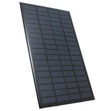 18V 2.5W 135mA Universal Epoxy Solar Panels Mini Solar Cells Polycrystalline Silicon DIY Battery Power Charge Module