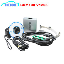 Professional ECU Flasher V1255 BDM100 Chip Tuning Programmer Interface BDM 100 ECU Flasher Code Reader OBDII Diagnostic Tool