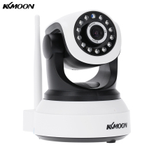 KKmoon HD 720P Wireless Wifi IP Camera IR Night Vision Onvif P2P Security Camera Audio Recording IP Wifi Camera Support TF Card(China)