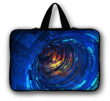 "12"" Time Tunnel Laptop Soft Carry Sleeve Bag Case For Samsung Google 11.6"" Chromebook,11.6"" Samsung ATIV Smart PC 500T 700T(China)"