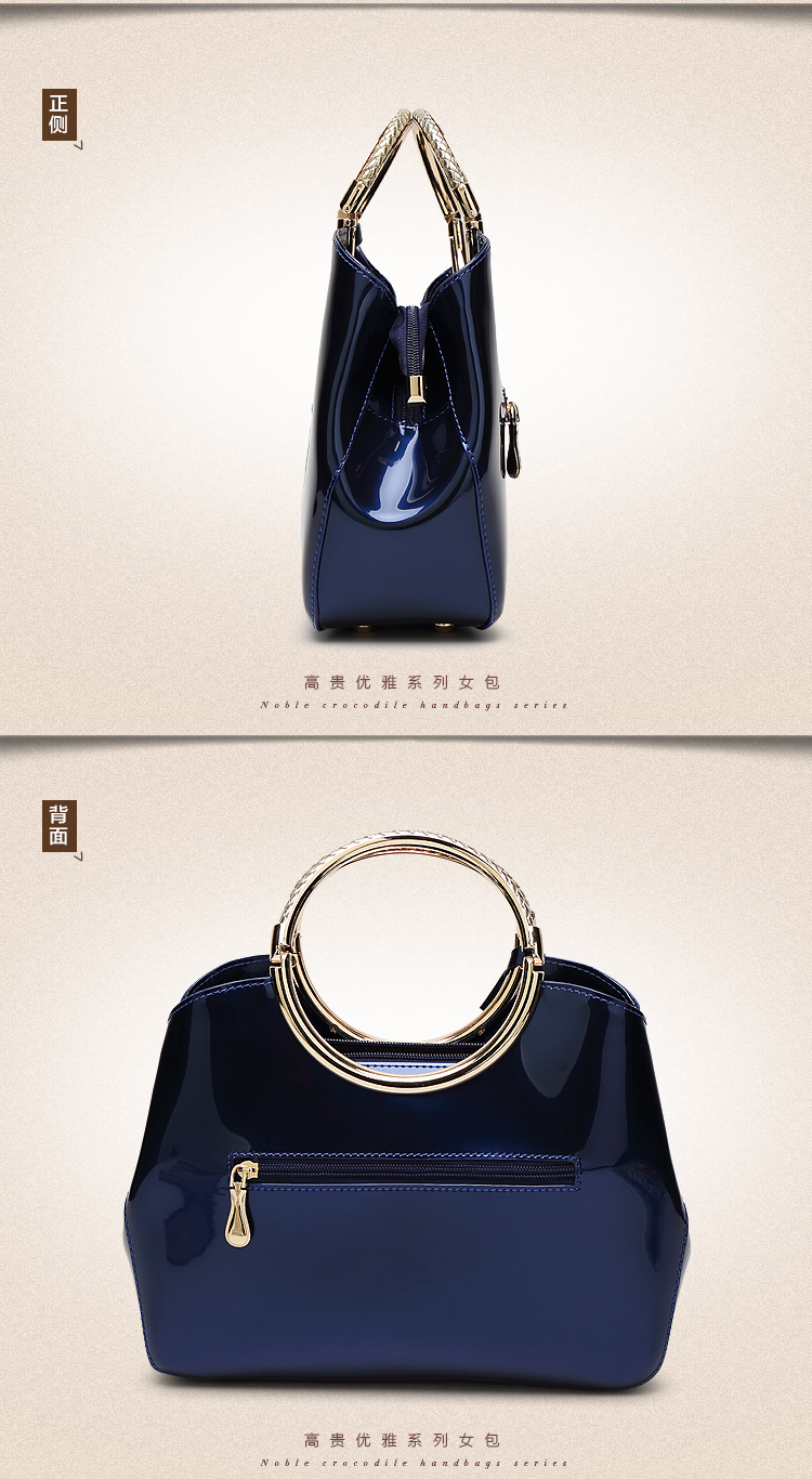 New High Quality Patent Leather Women bag Ladies Cross Body messenger Shoulder Bags Handbags Women Famous Brands bolsa feminina (23)