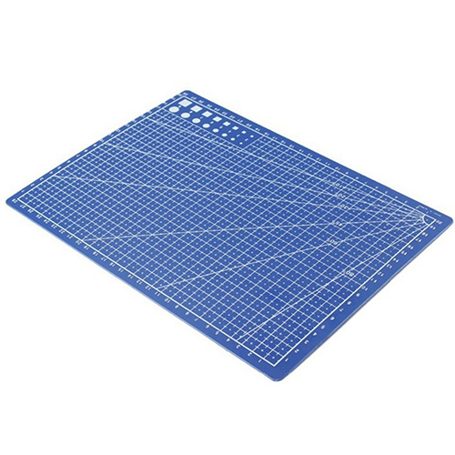 Useful A4 Cutting Mat Printed Grid Lines Scale Plate Knife Leather Paper Board<br><br>Aliexpress