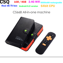 Original TV BOX Android 6.0 Smart Set-top TV Box 4K Quad Core 2.4G WIFI Youtube Sling TV Netflix DTS Dolby IPTV Media Player