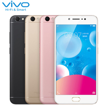 Original Vivo Y67 Cell Phone 5.5 inch 4GB RAM 32GB ROM MTK6750 Octa Core Android 6.0 16MP Selfie Camera 3000mAh Smartphone(China)