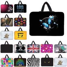 "10"" 12"" Notebook Ultrabook Carry Handle Bags Nylon Laptop Bag 15.6 14 13.3 16 17.4 Slim Briefcase Xiaomi Chuwi LapBook 15.6"