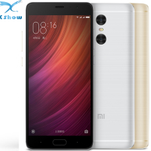 Original Xiaomi Redmi Pro Mobile Phone MTK Helio X20 Deca Core 5.5-inch OLED 1920x1080 Screen 13MP 5MP Dual Rear Camera 4050mAh