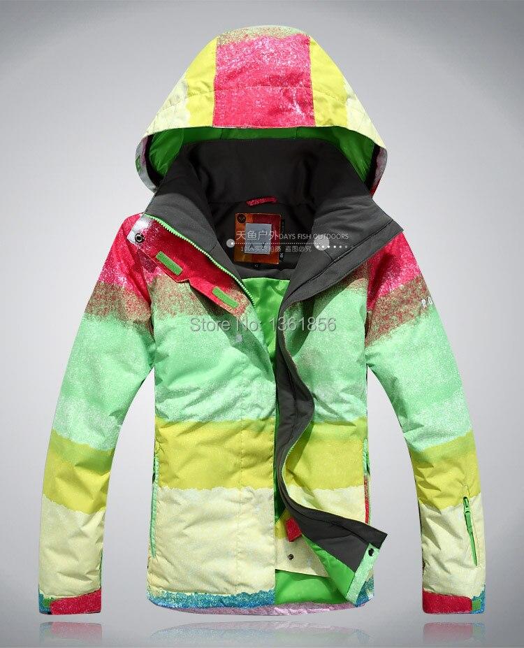free shipping women winte waterproof hiking outdoor suit jacket women/snowboard jacket ski suit women snow jackets<br><br>Aliexpress
