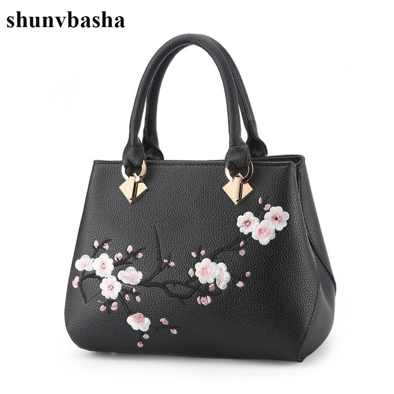 Shunvbasha Brand Designer Shoulder Bags Ladies Leather Woman Messenger Bags Large Capacity Tote Bag Female Luxury Handbags Women<br>