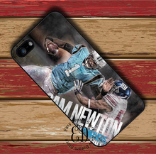 Cool Cam Newton case for iphone X 4s 5s SE 5c 6 6s 7 8 Plus Samsung s3 s4 s5 mini s6 s7 s8 edge plus Note 3 4 8(China)