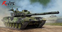 RealTS Trumpeter 1/35 Czech Army T-72M4CZ main battle tanks model kit