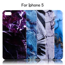 Marble Phone Cases For Apple iPhone SE Housing iPhone 5SE iphone55s iPhone 5 5S 5G 55S Housing Cover Skin Shell Hood Smooth Bags