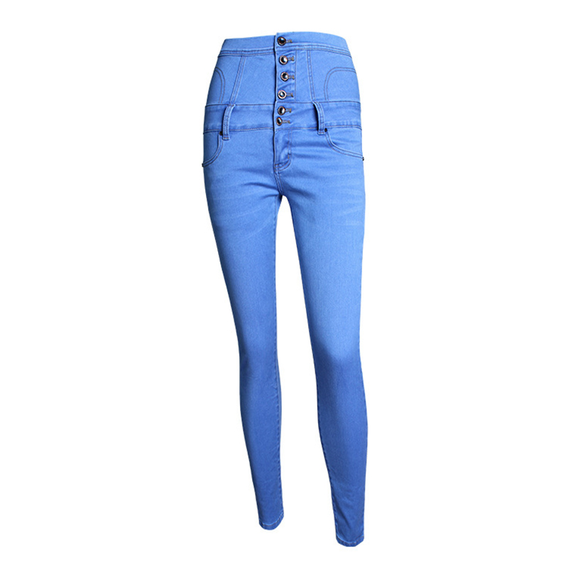 2017 Autumn Jeans Woman High Waist Jean Pants Woman Fashion Sexy Ripped Jeans for Women American Apparel Jeans Femme Casual PantОдежда и ак�е��уары<br><br><br>Aliexpress