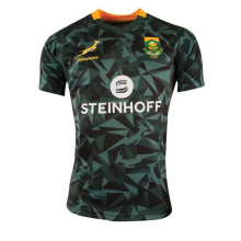 Top Quality 2016 South Africa Rugby T shirts  2017/2018  South Africa Rugby shirts Size S to 3XL (China)
