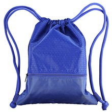 Unisex School Gym Basketball Football Backpack Water Resistant Bicycle Bag Drawstring Backpack for Camping Hiking Cycling