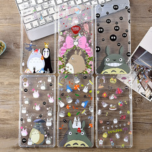 Cute Lovely Totoro Shockproof Soft TPU Cell Phone Case for Sony Xperia XZ XR XC XA Dual XP X Performance & Z5 Plus 5.5'' Coque