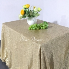 Matte Gold Sequin Tablecloth Wedding Cake Tablecloth 90x156 inches Rectangle Sequins Tablecloth Wedding Sequin Table Linens
