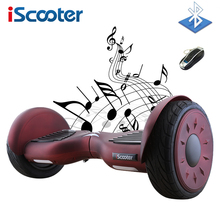 Buy Hoverboard 10inch 2 Wheel self balance scooter Standing Smart two wheel Skateboard drift balancing scooter electric ul2272 for $249.98 in AliExpress store
