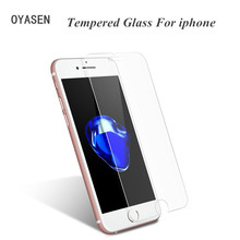 Shatterproof Tempered Glass For Apple iPhone 4s 5 5s SE 6 6s plus 7 plus screen protector protective guard film front case cover