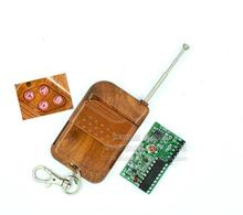 1set IC 2262/2272 4 Channel 315Mhz Key Wireless Remote Control Kits Receiver module For arduino(China)