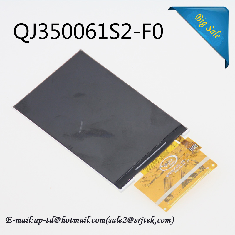 Replacement Parts FOR PULID F7 QJ350061S2-F0 LCD Display Screen with Free Shipping<br><br>Aliexpress