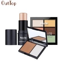 OutTop Magical Halo Eyeshadow Eye Shadow Silty Eye Shadow Brush Cosmetics Highlighter  Makeup maquiagem tools DEC6
