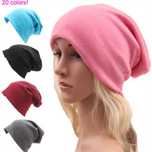 Women Men Unisex Knitted Spring Cap Casual Beanie Gril's Sport Hats Hip-Hop Slouch Bonnet Street Style Gorro