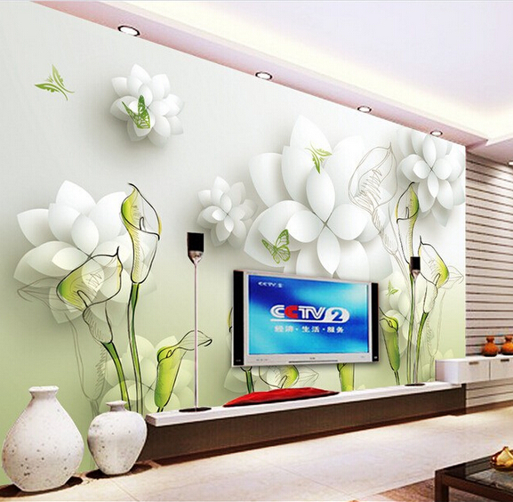 Custom 3D wallpaper, hand drawn horse shoe is used in the living room bedroom TV background vinyl papel de parede<br>