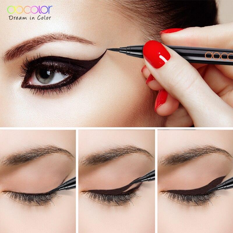 Docolor Waterproof Liquid Eyeliner 1