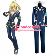 Free Shipping Medaka Box Uniform Vestment Cosplay Costume Tailor Made(China)