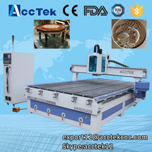 3 axis DISC auto tool changer cnc router/woodworking cnc router ATC 2040 2030 with dust collector