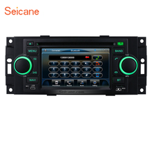 Seicane  Autoradio GPS Sat Navigation DVD Player Bluetooth Stereo for 2006-2008 Dodge Caliber Support Ipod TV USB Backup Camera