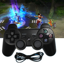 Buy LNOP USB Wired Gamepad PS3 controller Dualshock Sony Play station 3 game pad Joystick Joypad PC/Playstation 3/PS 3 for $9.54 in AliExpress store