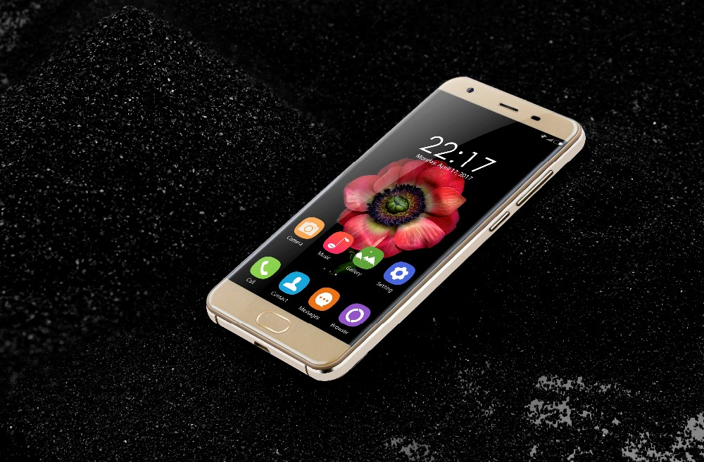 image for NEW! OUKITEL K4000 Plus 4G Mobile Phone 5'' Android 6.0 MTK6737 Quad