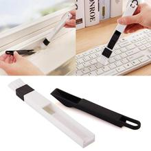 Multifunctional Dust Cleaning Brushes Computer Brush Window Cleaning Groove Keyboard Nook Ash Cleaner Dirt Remover Dustpan A3