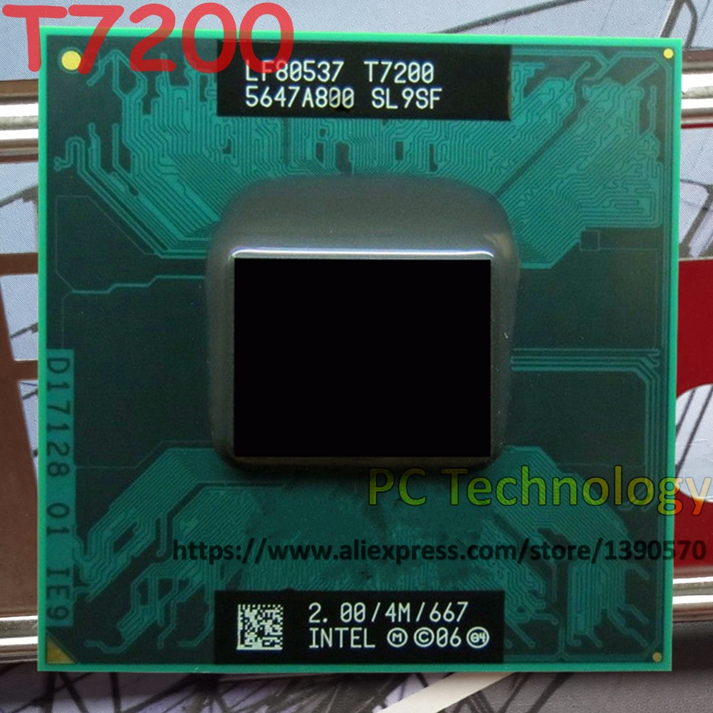 INTEL CORE 2 DUO T9300 2.50 GHz 800 MHz Socket 479 WITH THERMAL PASTE USA SELLER