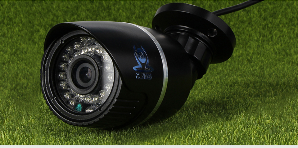 ZSVIDEO Surveillance Cameras Wireless CCTV Monitor IP Camera Alarm System WIFI IP Cameras Waterproof NVR HD Bullet IR Webcam (13)