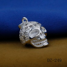 pendant domineering skull pendant restoring ancient ways of modern beauty for men and women general charm pendant