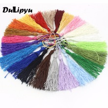 30pc Bookmark invitation card diy chinese knot silk tassel calendar candy curtain tassel fringe  Rayon Thread Tassel jwd247
