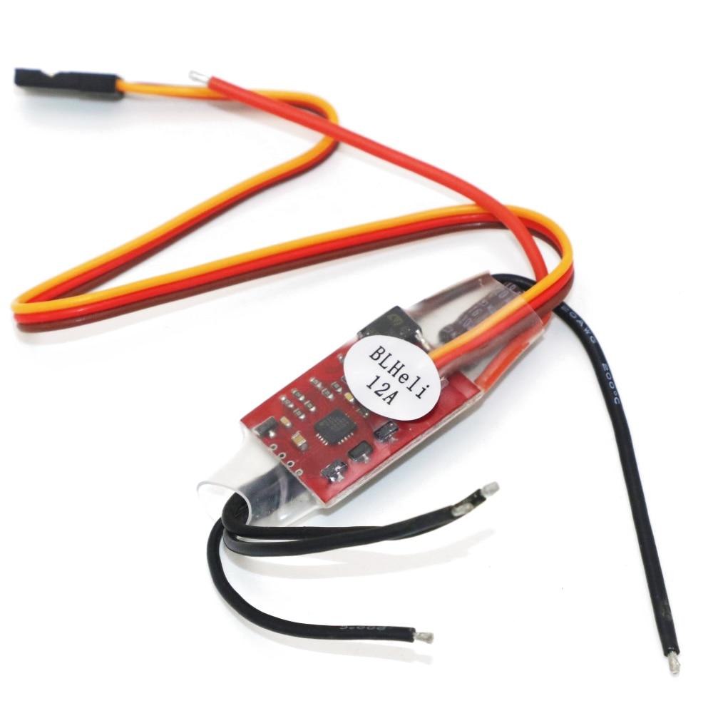 4pcs SimonK 30A ESC Brushless Speed Controller 2-3S for RC Quadcopter Multirotor