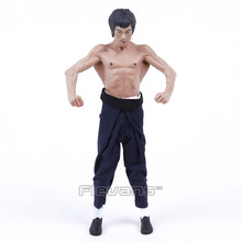 Bruce Lee Figure STORM Collectibles The Martial Artist Series NO.1 Bruce Lee 1/12 Premium Figure Classic Toys Gift(China)