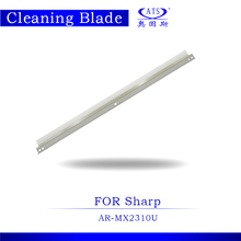 1PCS Photocopy Machine Drum Cleaning Blade For Sharp AR MX 2310 U Copier Parts AR2310(China)