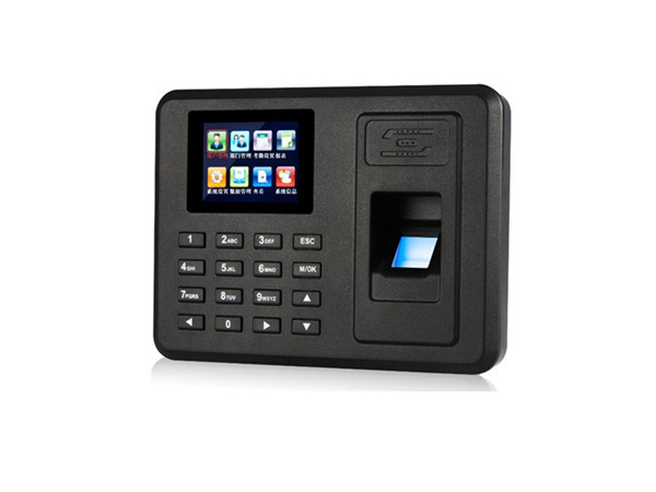 Secukey Free Shipping  HOT Fingerprint Time Attendance Built-in USB port to allow manual SSR report<br>