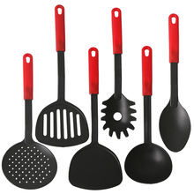 6 pcs/set Cooking Tool Set Food-Grade Nylon Non-Stick Kitchen Utensils Set Heat-Resistant Cooking Utensil Set