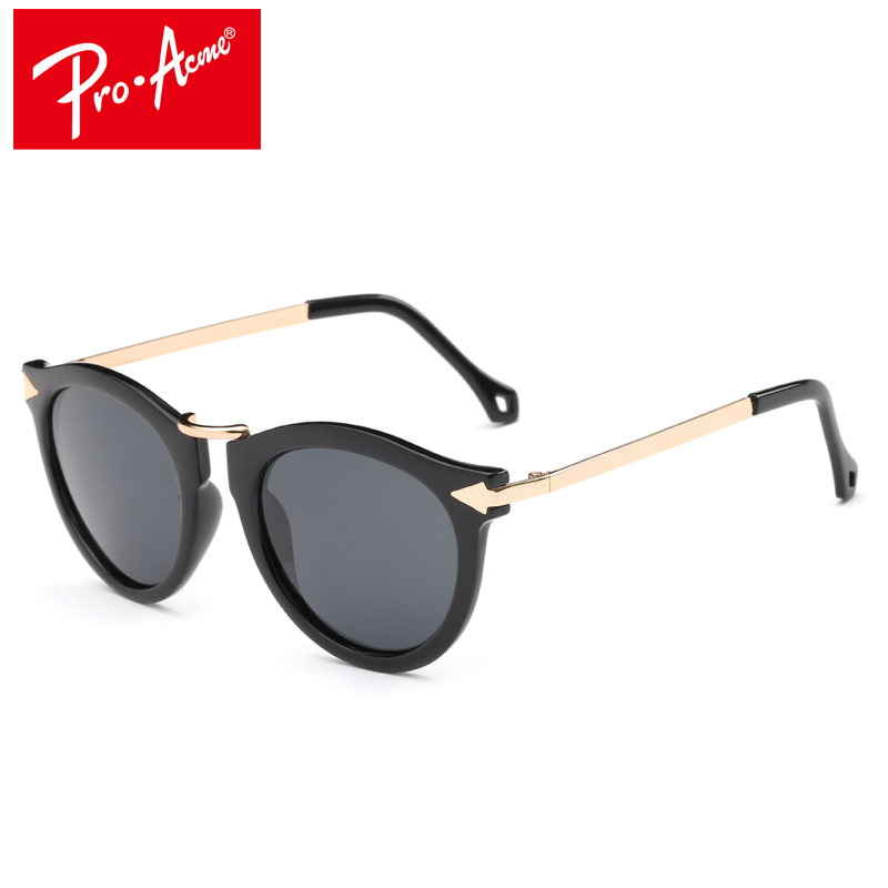 PRO ACME Women Cat Eye Polarized Sunglasses Vintage Arrow Female Luxury Brand Design Cateye Circle Sun Glasses With Case AC0003<br><br>Aliexpress