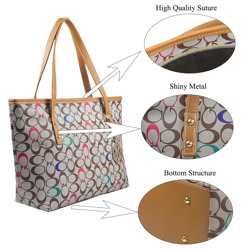 Micom Printed Bag Female Luxury Handbags Women Bags Designer Shoulder Bags Women High Quality Leather Hand Bag Bolsa Feminina 60